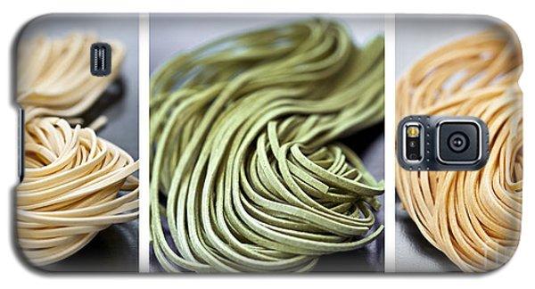 Fresh Tagliolini Pasta Galaxy S5 Case by Elena Elisseeva