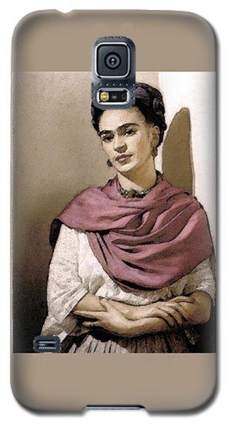 Frida Interpreted 2 Galaxy S5 Case