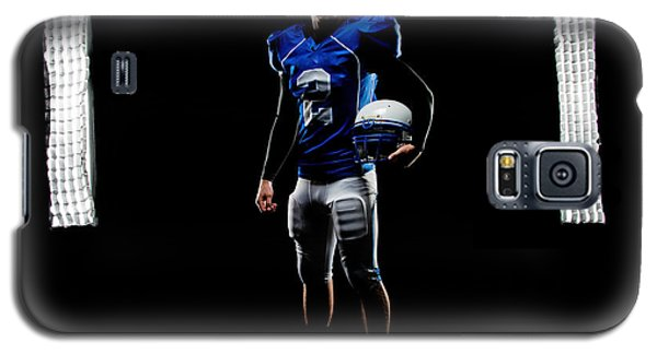 Galaxy S5 Case featuring the photograph Friday Night Lights by Jim Boardman