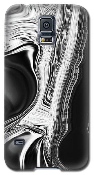 Galaxy S5 Case featuring the digital art Friends by Roena King