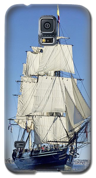 Friendship Sloop Out Of Salem Galaxy S5 Case