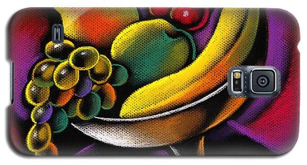 Fruits Galaxy S5 Case by Leon Zernitsky