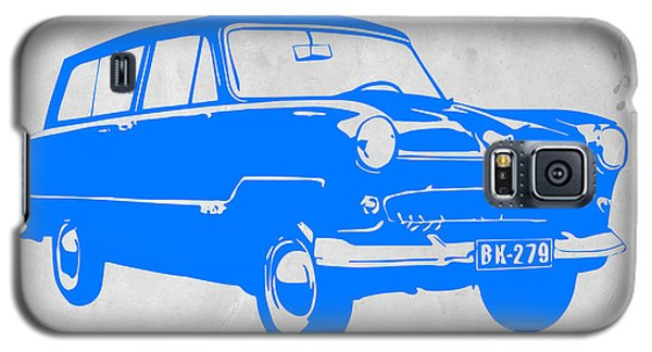 Beetle Galaxy S5 Case - Funny Car by Naxart Studio