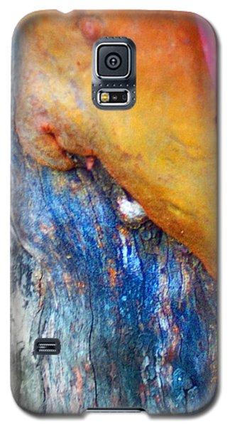 Galaxy S5 Case featuring the digital art Ganesh by Richard Laeton