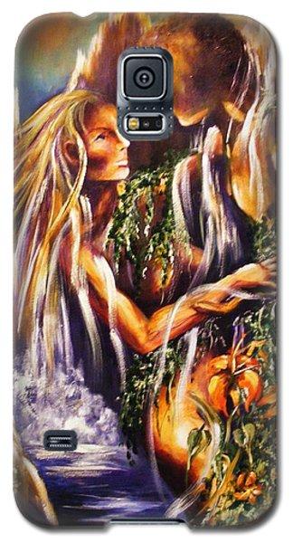 Garden Of Earthly Delights Galaxy S5 Case