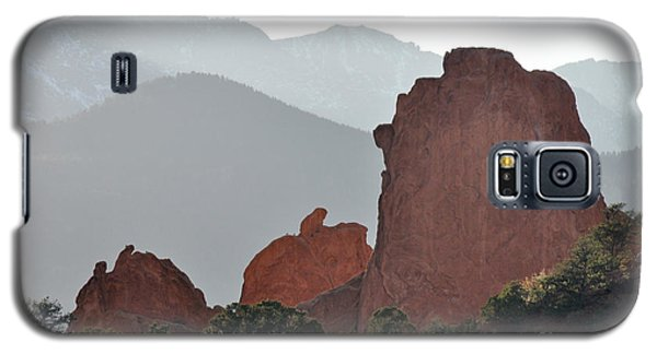 Garden Of The Gods Galaxy S5 Case by Cheryl McClure