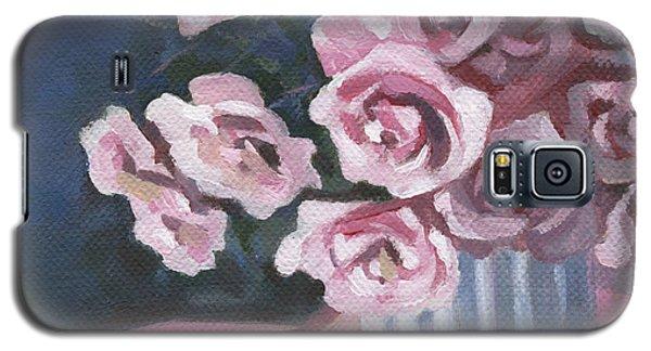 Garden Roses Galaxy S5 Case by Natasha Denger