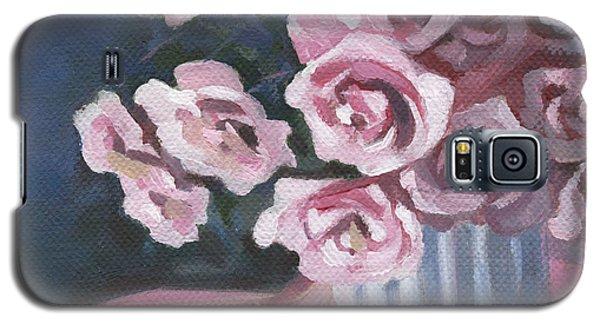 Garden Roses Galaxy S5 Case