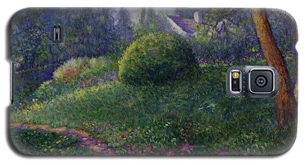 Garden Trail Galaxy S5 Case by Charles Munn