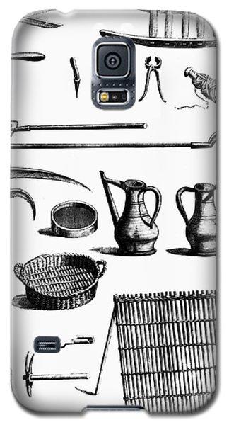 Garden Galaxy S5 Case - Gardening Tools by Granger