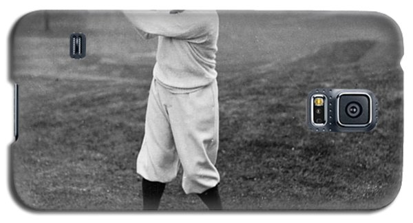 Galaxy S5 Case featuring the photograph Gene Sarazen - Professional Golfer by International  Images