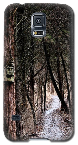 Gently Into The Forest My Friend Galaxy S5 Case