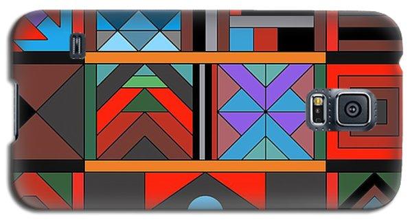 Geometric 2 Galaxy S5 Case by Vilas Malankar