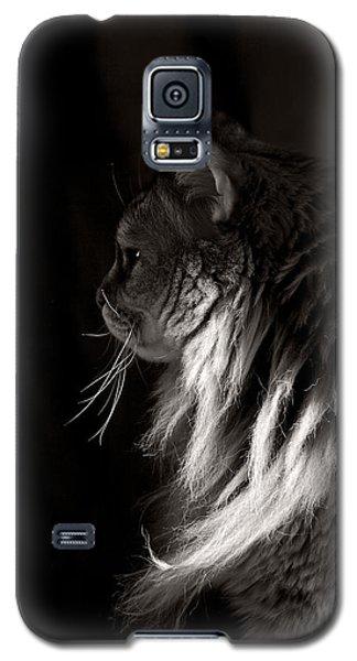 Ghiga In The Dark Galaxy S5 Case
