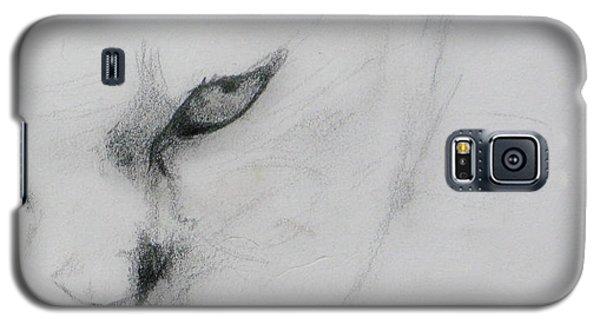 Ghost Cat Galaxy S5 Case