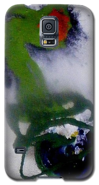 Ghost Flower Galaxy S5 Case