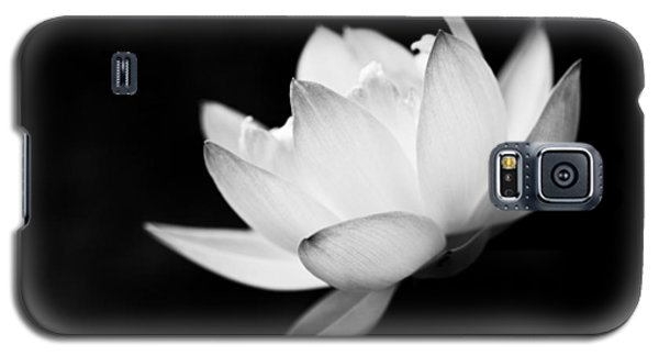Galaxy S5 Case featuring the photograph Ghost Lotus II by Priya Ghose