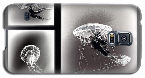 Ghostly Encounter Galaxy S5 Case