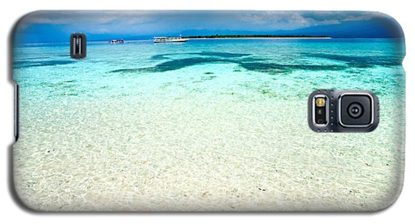 Galaxy S5 Case featuring the photograph Gili Meno - Indonesia. by Luciano Mortula