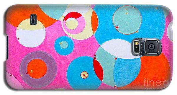Girl Galaxy S5 Case by Beth Saffer
