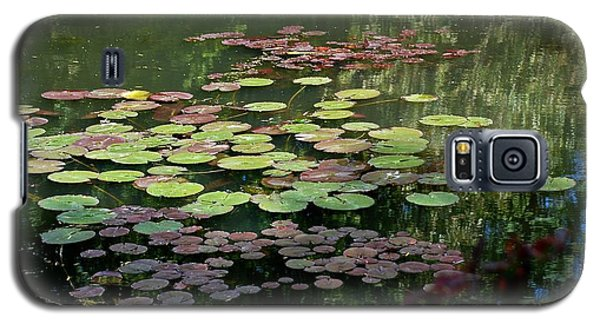 Giverny Lily Pads Galaxy S5 Case