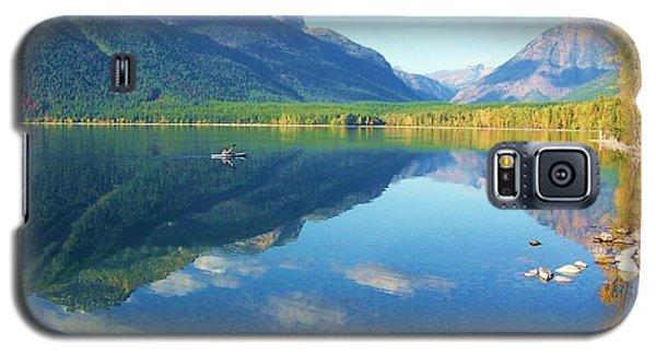 Glacier Park Magic Galaxy S5 Case