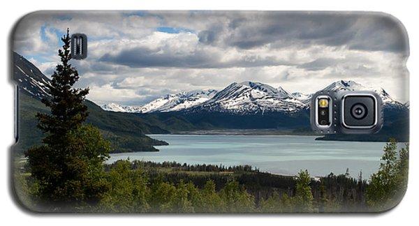 Glacier Water Galaxy S5 Case