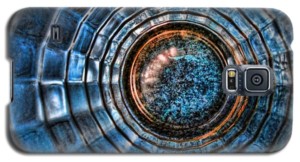 Glass Series 3 - The Time Tunnel Galaxy S5 Case
