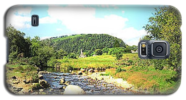 Glendalough Panorama Galaxy S5 Case by Ian Kowalski