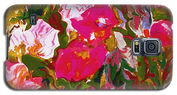 Glorious Galaxy S5 Case by Beth Saffer