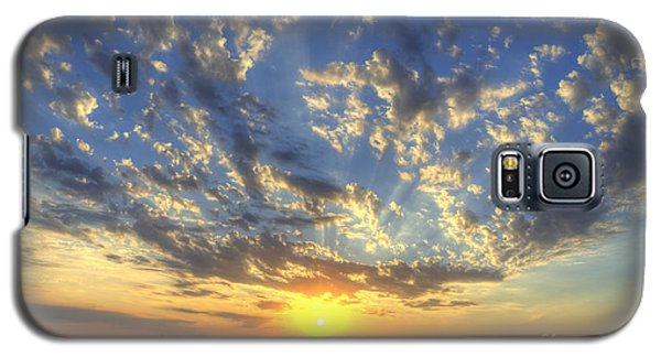 Glorious Sunrise Galaxy S5 Case by Jim And Emily Bush