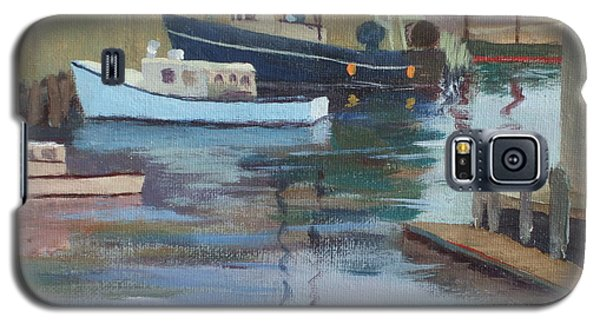 Gloucester Harbor Galaxy S5 Case