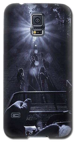 Galaxy S5 Case featuring the photograph Go Dogs Go by Sherri Meyer