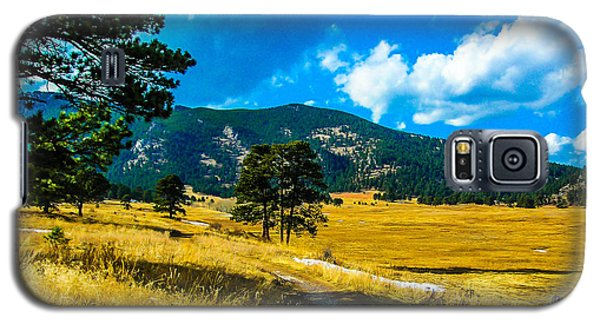 Galaxy S5 Case featuring the photograph God's Country by Shannon Harrington