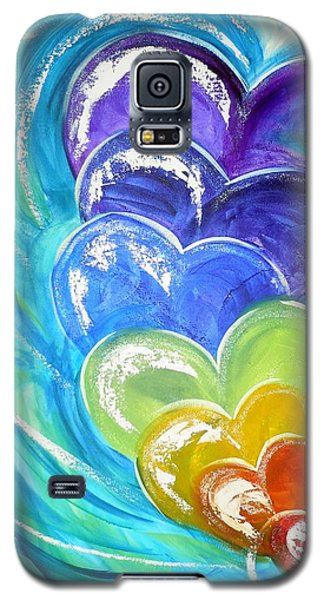 God's Pure Love Galaxy S5 Case