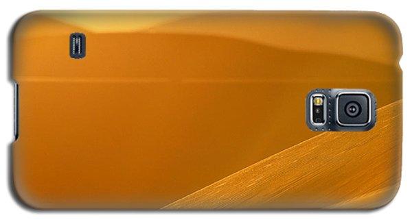 Gold Galaxy S5 Case