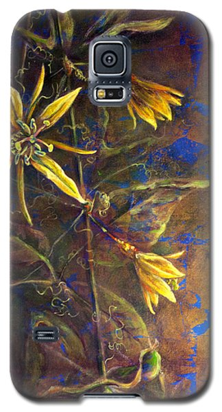 Gold Passions Galaxy S5 Case