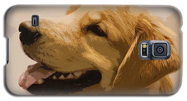 Golden Boy Galaxy S5 Case