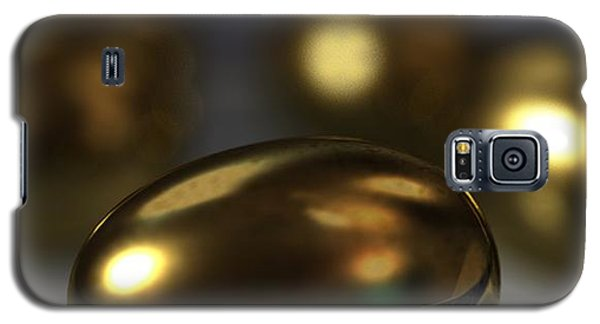 Golden Eggs Galaxy S5 Case by James Barnes