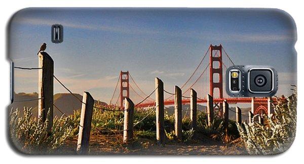 Golden Gate Bridge - 2 Galaxy S5 Case