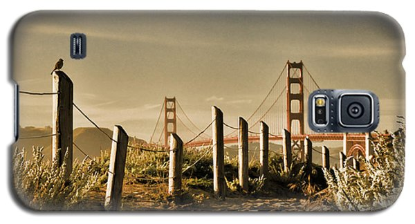Golden Gate Bridge - 3 Galaxy S5 Case