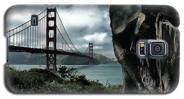Golden Gate Bridge - 4 Galaxy S5 Case
