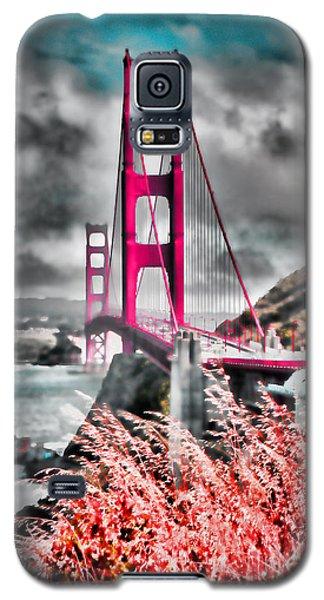 Golden Gate Bridge - 5 Galaxy S5 Case