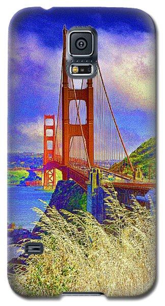 Golden Gate Bridge - 6 Galaxy S5 Case