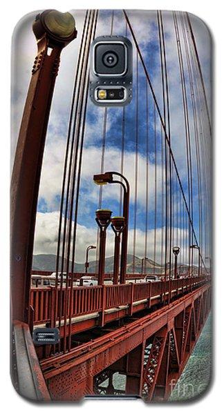 Golden Gate Bridge - 7 Galaxy S5 Case