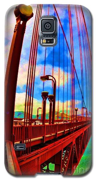 Golden Gate Bridge - 8 Galaxy S5 Case