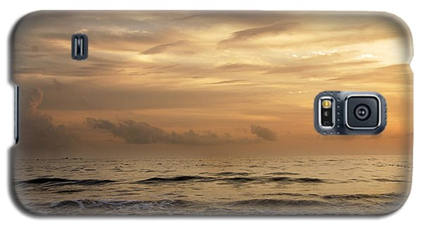 Golden Sea Galaxy S5 Case by Ivy Ho