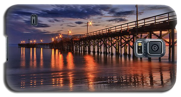 Goleta Pier Galaxy S5 Case