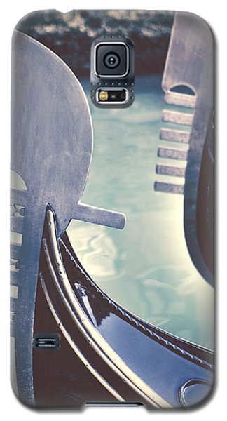 Transportation Galaxy S5 Case - gondolas - Venice by Joana Kruse