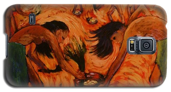 Good Harvest Galaxy S5 Case by Charles Munn